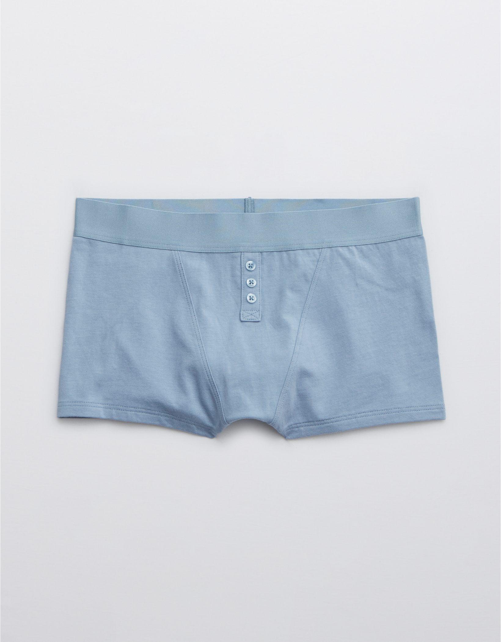 Aerie Cotton Sleep Cheeky Boyshort Underwear