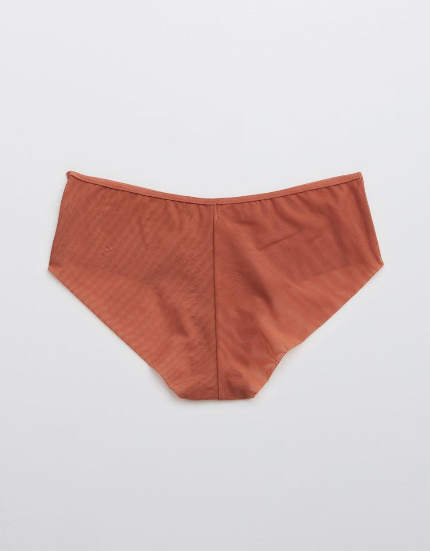 Aerie No Show Mesh Cheeky Underwear
