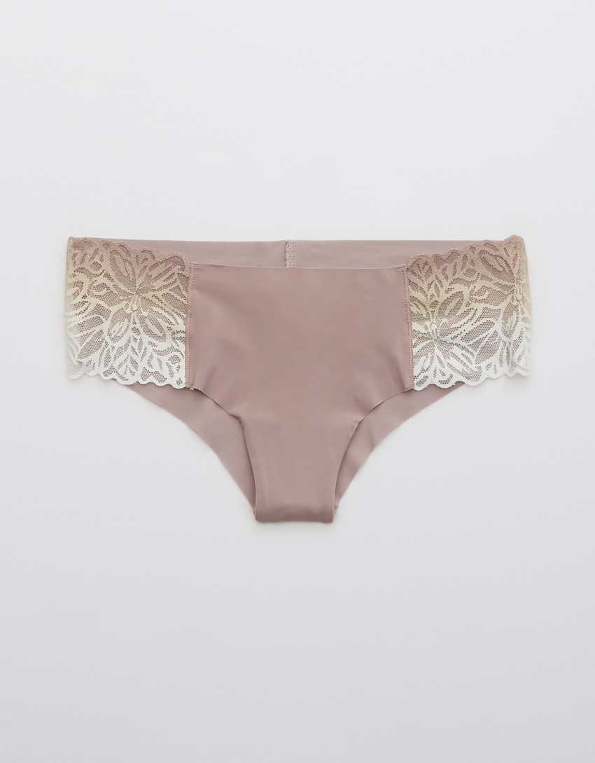 Aerie No Show Ombre Firework Lace Cheeky Underwear