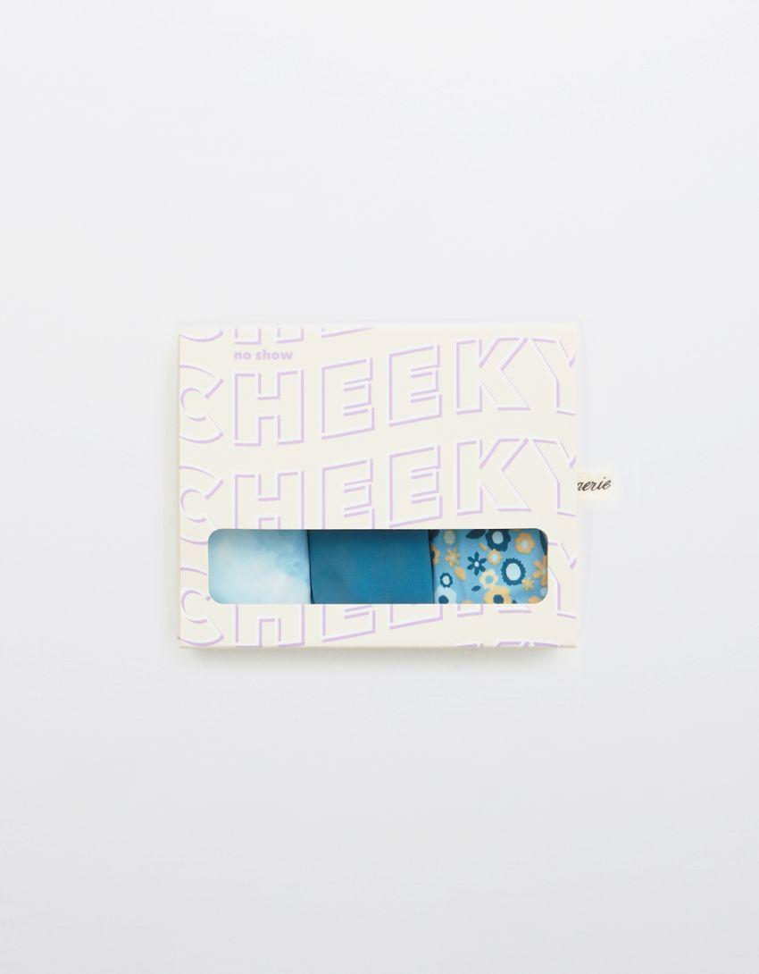 Aerie No Show Cheeky Underwear 3-Pack