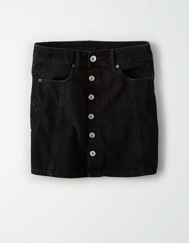 AE High-Waisted A-Line Skirt