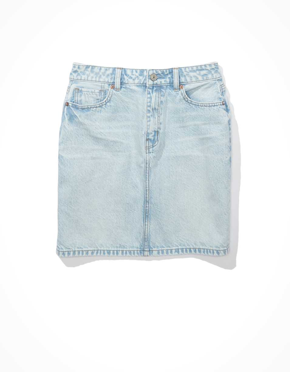 AE Denim Mom Skirt