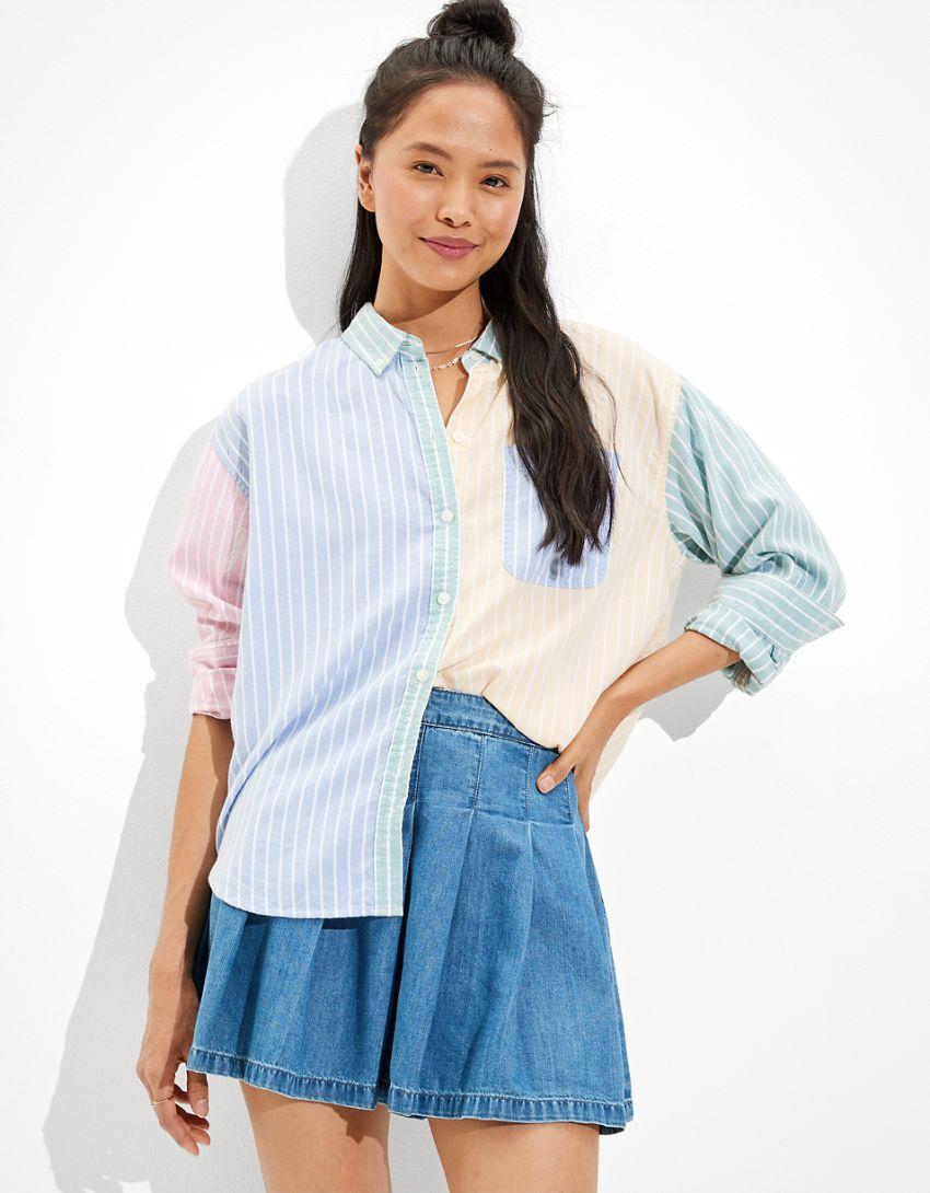 AE Highest Waist Pleated Tennis Skirt