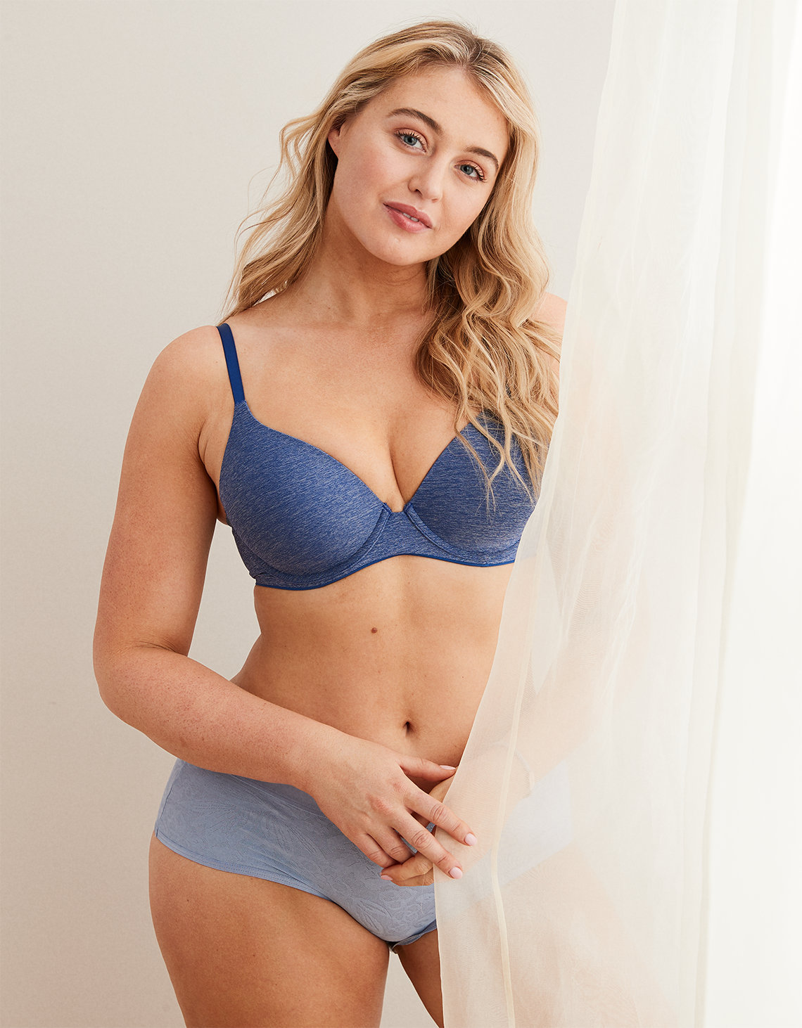bc26211c0d945 Aerie Real Sunnie Full Coverage Lightly Lined Bra. Placeholder image.  Product Image