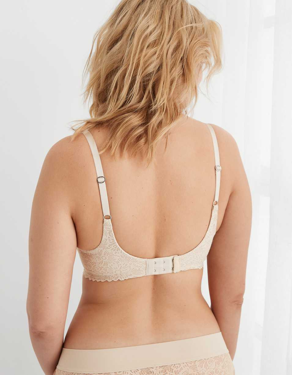 Aerie Real Sunnie Lace Full Coverage Lightly Lined Bra