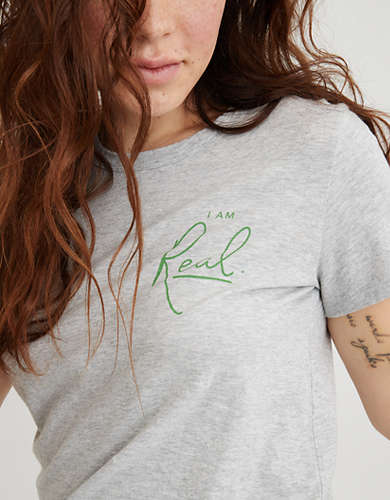 Aerie Limited Edition REAL T-Shirt