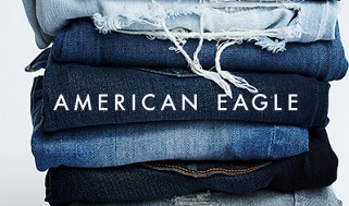 AE Stacked Jeans Gift Card (French)
