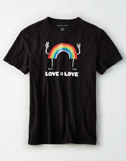 AE Pride Graphic T-Shirt