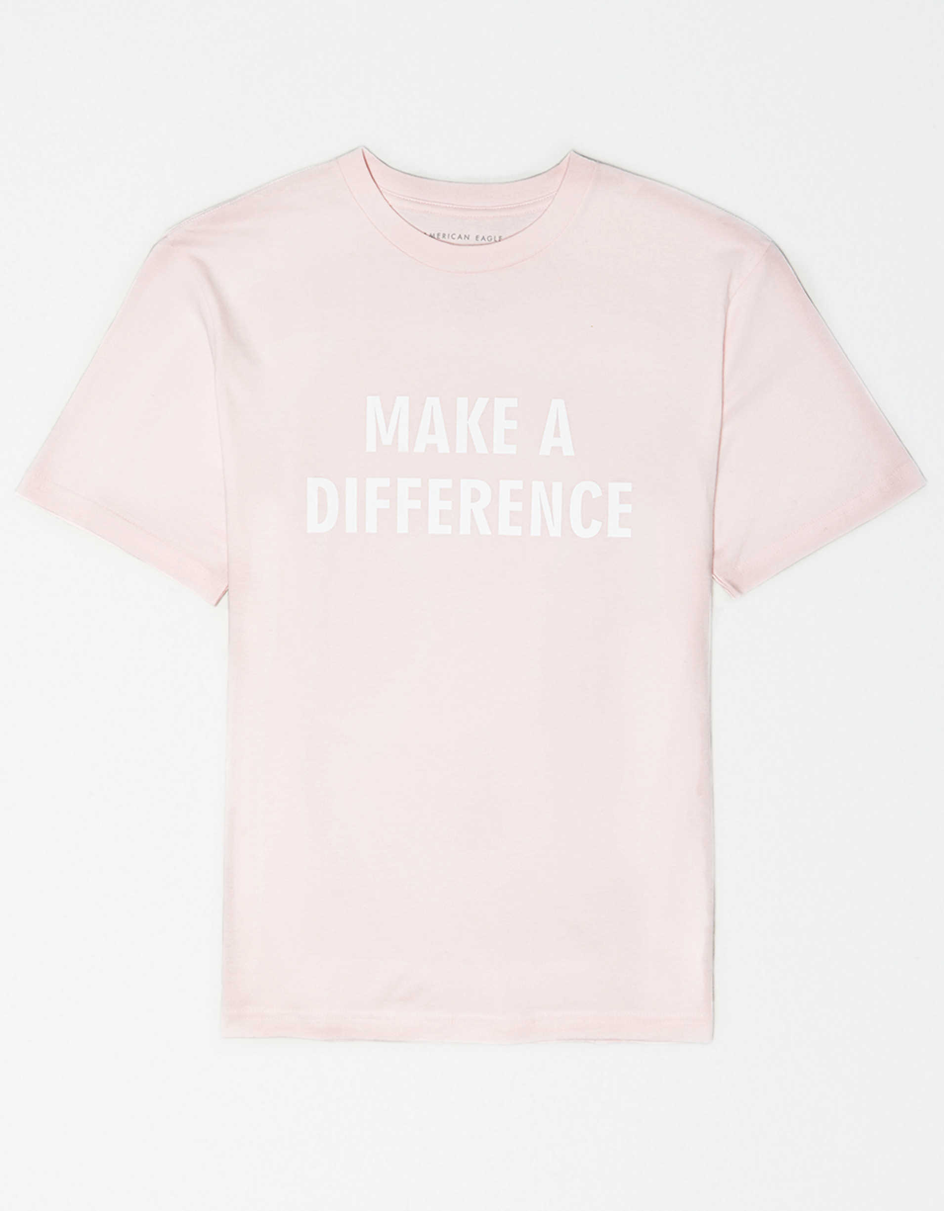 AE X Delivering Good Make A Difference T-Shirt
