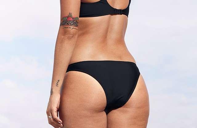 16db879134599 Cheekier Bikini Bottom Swimwear