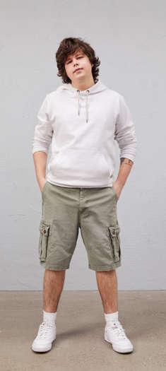 edf6eff5470 Men s Shorts  Flat Front