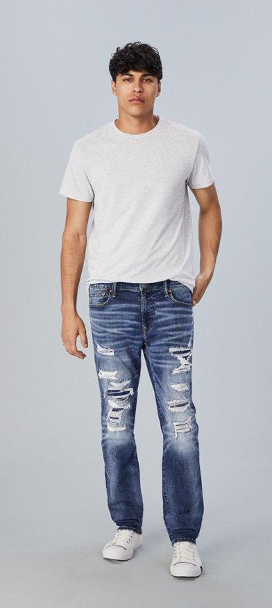 Slim Fit Jeans American Eagle