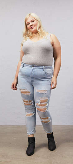 c7322348cf6 Super High-Waisted Jegging Crop