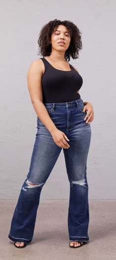 58a93c9600b Flare Jeans  Artist Jeans for Women