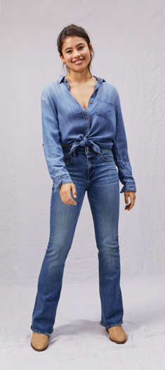 5cd2e250e3e3 Flare Jeans  Artist Jeans for Women