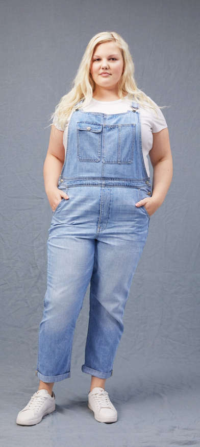 1cd8c88f009a Denim Overalls