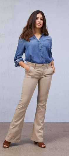 Mujeres Eagle American Outfitters Para Pantalones 0qwUzAx