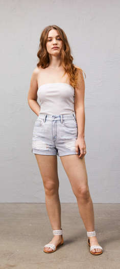 59087981ef47 Shorts for Women  High-Waisted