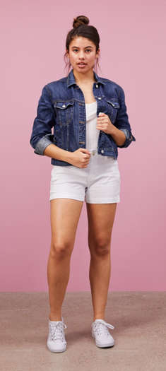 8662ca4ce0ce Midi Shorts for Women