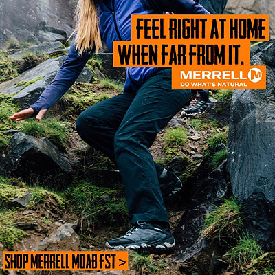 Merrell FST Collection