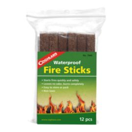 Coghlan's Fire Sticks - 12 Pack