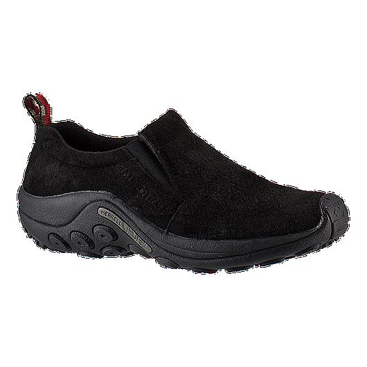 788015b0 Merrell Women's Jungle Moc Shoes - Black