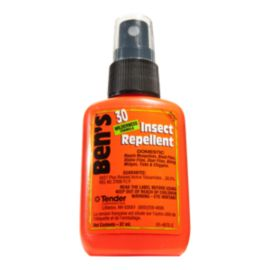 Ben's 30 Deet Tick and Insect Repellent Spray