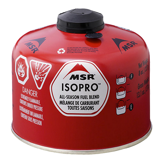 MSR IsoPro Fuel Canister - 227g