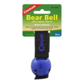 Coghlan's Bear Bell with Magnetic Silencer - Bear Repellent