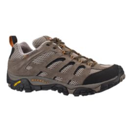 Merrell Men's Moab Vent Wide Hiking Shoes - Walnut