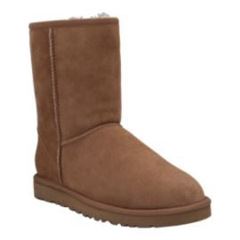 UGG Classic Women's Short Trend Boots - Chestnut