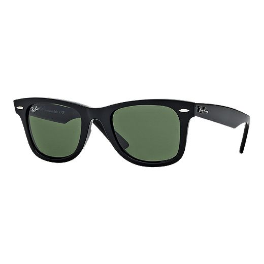Ray-Ban Original Wayfarer Black G-15XLT Sunglasses