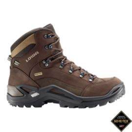 Lowa Men's Renegade Mid GTX Hiking Boots - Brown