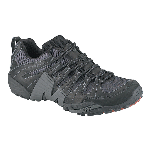 f985a8ea1eb41 Merrell Men s Pivot Lace Hiking Shoes - Black Granite