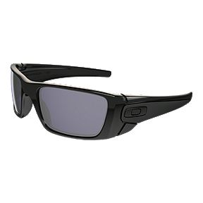 5b3a6ee2c3 Oakley Fuel Cell Sunglasses - Polished Black with Warm Grey Lenses