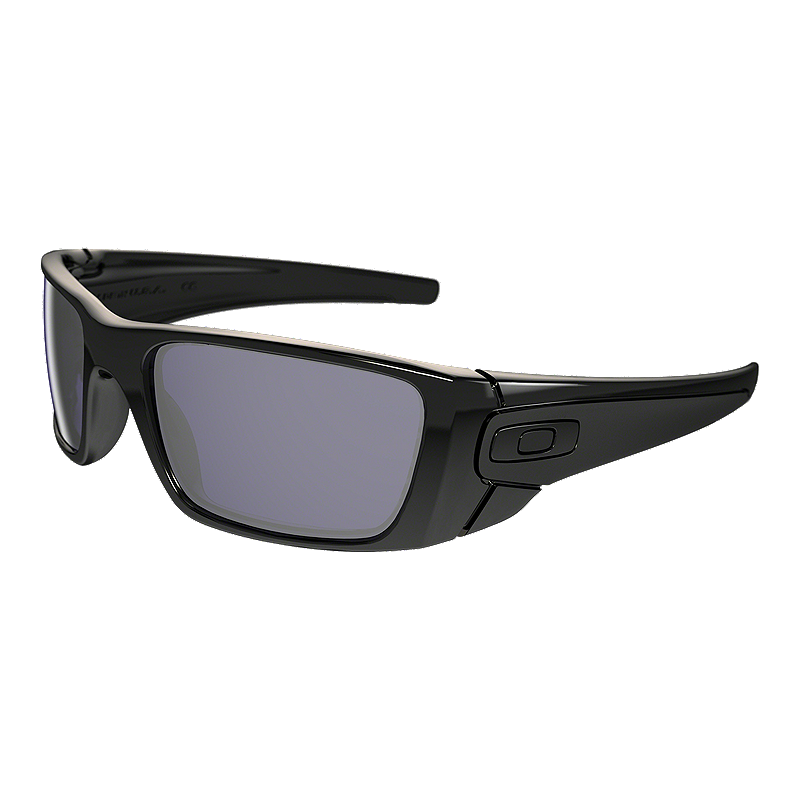 Oakley Sunglasses With Fuel Black Cell Lenses Warm Polished Grey y0wN8Omvn