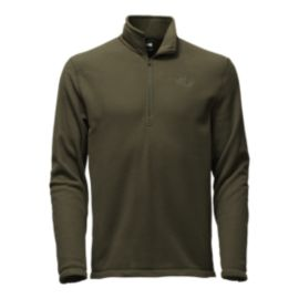 The North Face TKA 100 Microvelour Glacier Men's Long Sleeve Top