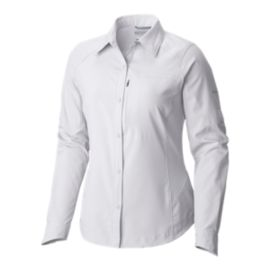 Columbia Women's Silver Ridge Long Sleeve Outdoor Shirt