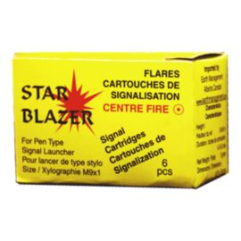 Centre Fire Flares - 6pcs