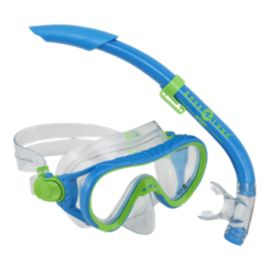 Aqua Lung Sport Coral Sea Breeze II Snorkel/Mask Combo Set
