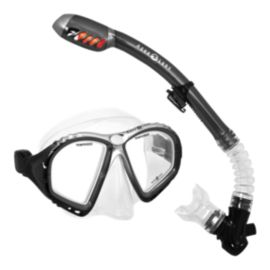 Aqua Lung Sport Men's Royal LX/Coronado Snorkel Set