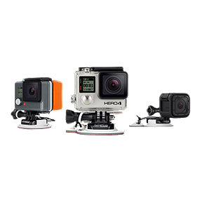 GoPro Surf Mounting Kit