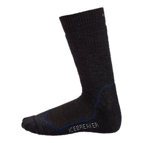 Icebreaker Men's Hike+ Mid Socks