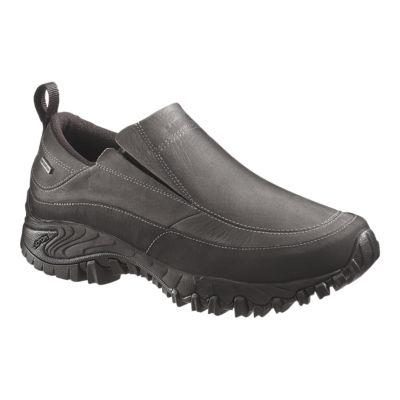 Merrell Shiver Moc 2 Waterproof (Black) Mens Shoes