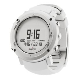 Suunto Core Alu GPS Watch - Pure White