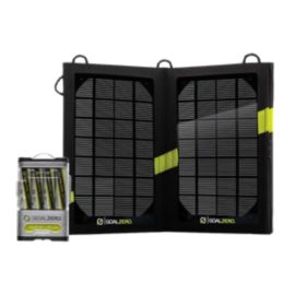 Goal Zero Guide 10 Solar Recharging Kit