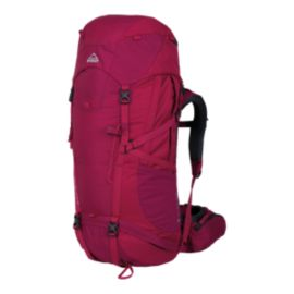 McKINLEY Women's Yukon 50L Backpack - Hot Pink