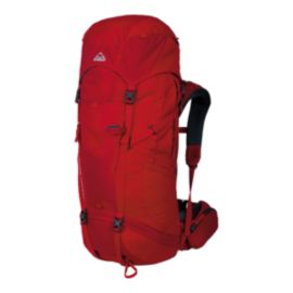 McKINLEY Yukon 55L Backpack - Red