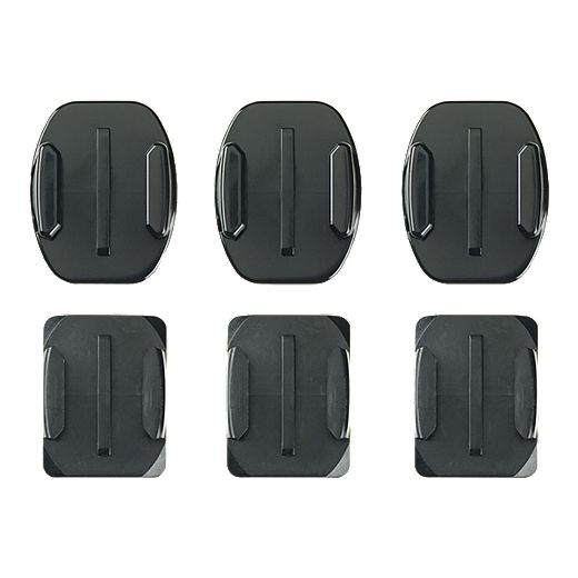 GoPro Curved and Flat Adhesive Mounts