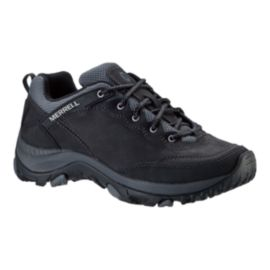 Merrell Women's Salida Trekker Hiking Shoes - Black/Grey